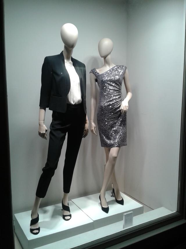 Festive dressing at LK Bennett