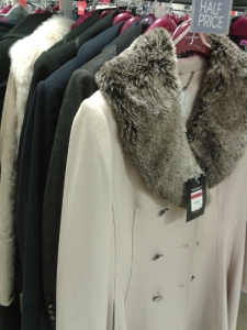 Bag a bargain coat in the January sales