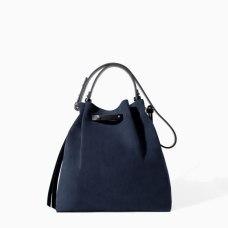 Bucket bag Zara £79.99