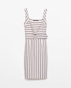 Dress £39.99 Zara