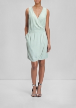 & Other Stories dress £45 - ideal for hourglass shapes