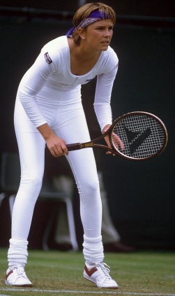 Anne White in 1985