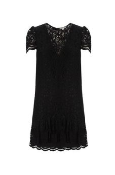 Lace dress by Whistles, £65