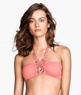Halterneck bikini £14.99 at H&M