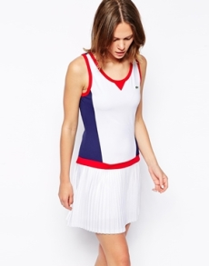 Lacoste dress at ASOS £70