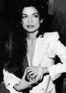 Bianca Jagger - that's the way to do it