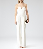 Reiss jumpsuit £245