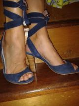 My new Reiss shoes - well you wouldn't you?