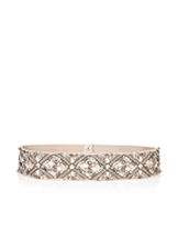Jewelled belt from Accessorize £22