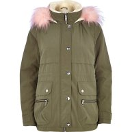 Parka from River Island £90