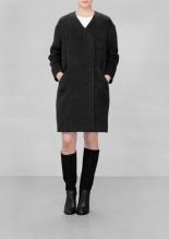 Cocoon coat from Other Stories £145