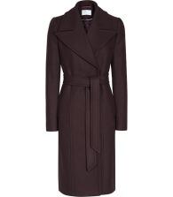 Wraparound coat from Reiss £350