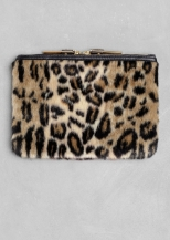 Faux fur clutch from & Other Stories £19