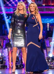 Blonde Ambition: Zoe Ball and Tess Daly