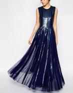 Sequin dress £95 at ASOS