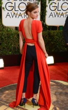Emma Watson blazing a trail with her trews in 2014