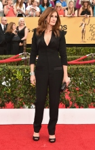 Julia Roberts and her Givenchy jumpsuit last week