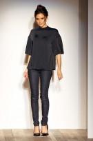 Victoria Beckahm in her own label jeans