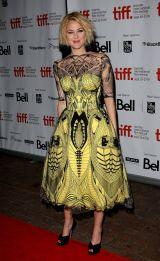 Drew Barrymore in McQueen 2009