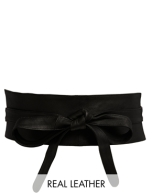 Leather belt £20 at ASOS