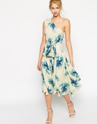 One shoulder dress £70 at ASOS