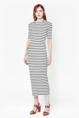 Striped dress £70 at French Connection