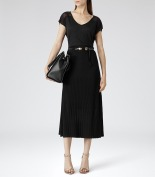 Midi skirt £59 down from £135 at Reiss