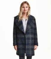 Coat £69.99 at H&M
