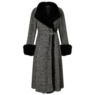 Coat Bruce Oldfield x JohnLewis £299