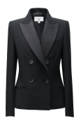 Tuxedo jacket Carine Roitfeld x Uniqlo £99.90