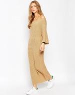 Off the shoulder dress £60 at ASOS