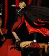 25 February 2015. Brit Awards 2015 with MasterCard at The O2 - Show Madonna Credit: JDavidson/GoffPhotos.com Ref: KGC-42 **No UK Sales**