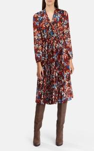 Print dress reduced to £75 at Karen Millen