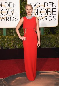 WRONG! Jennifer Lawrence in Dior