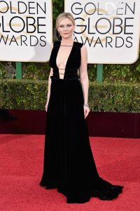 WRONG! Kirsten Dunst in Valentino