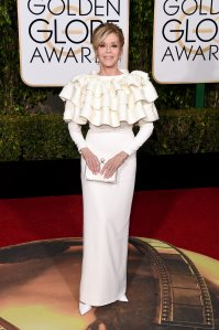 WRONG! Jane Fonda in Yves Saint Laurent