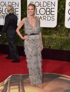 WRONG! Heidi Klum in Marchesa