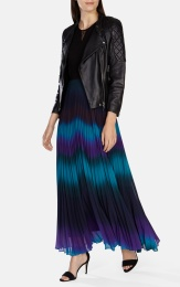 Maxi skirt down from £199 to £75 at Karen Millen