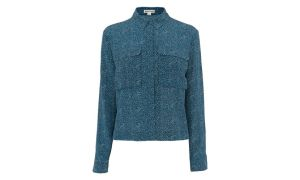 Blouse £120 at Whistles