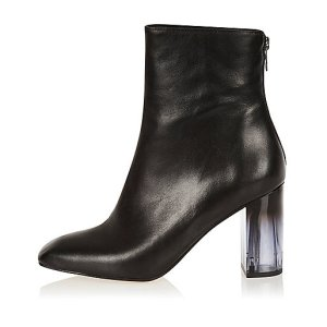 Ankle boots £85 at River Island