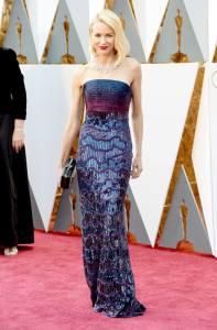 Naomi Watts in Armani Privee