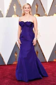 Reese Witherspoon in Oscar de la Renta