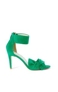 Suede heels £130 at Karen Millen