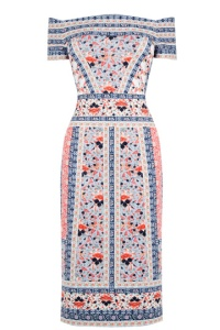 V&A dress £55 at Oasis