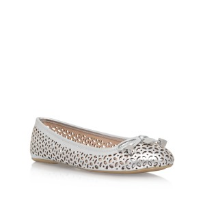 Laser cut pumps £69 at Kurt Geiger