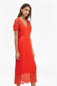 Midi dress £145 at French Connection