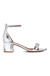 Mid heels £24.99 at H&M