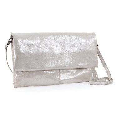 Silver bag £89 by Mint Velvet at John Lewis
