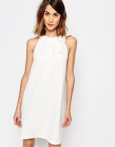 Dress £55 by Warehouse