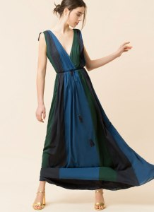 Dress £140 at Uterque.com